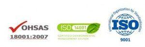 iso certificate electric motors